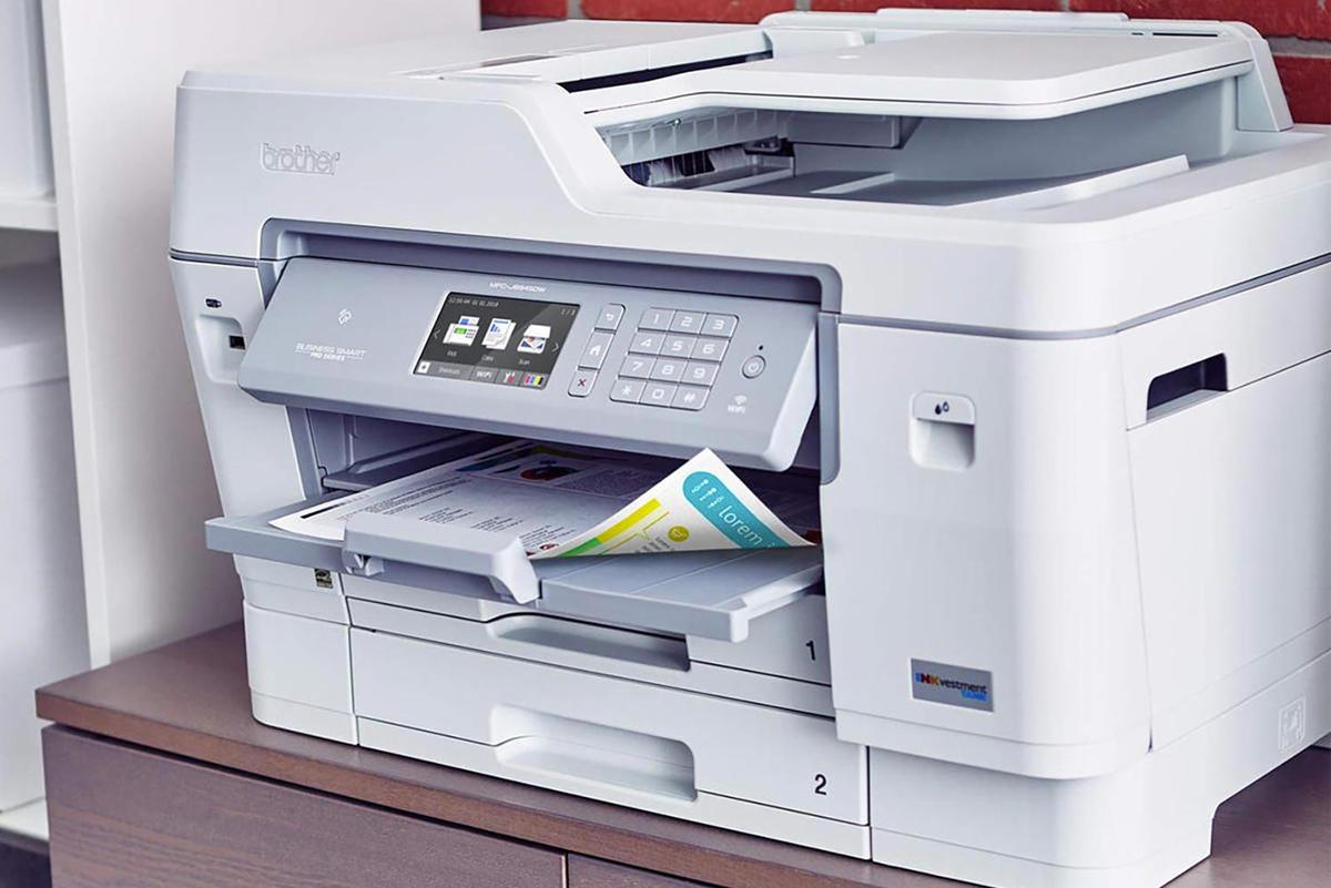 Brother Photocopier Machine