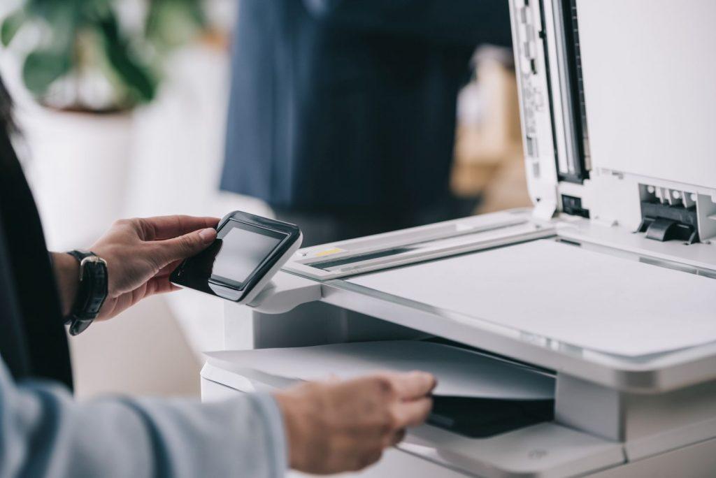 Office Copier Machine